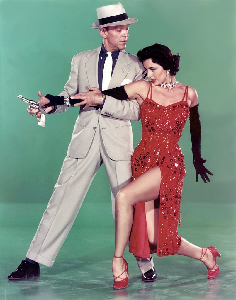 Fred Astaire and CydCharisse