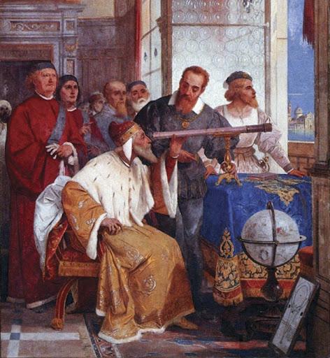 Galileo, 1609