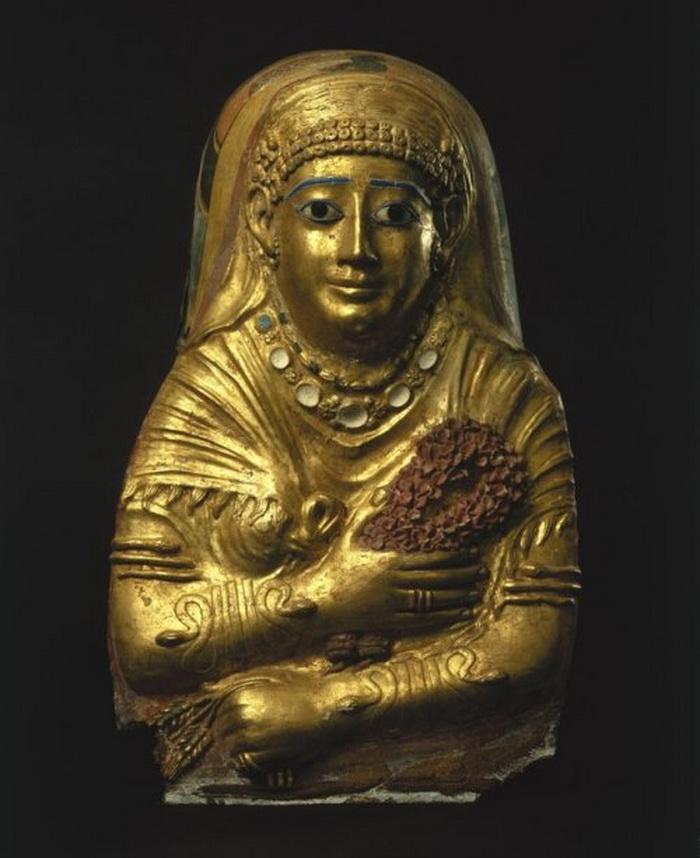 Mummy Cartonnage of aWoman