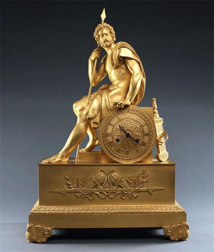 Mantle clock, France, circa1810