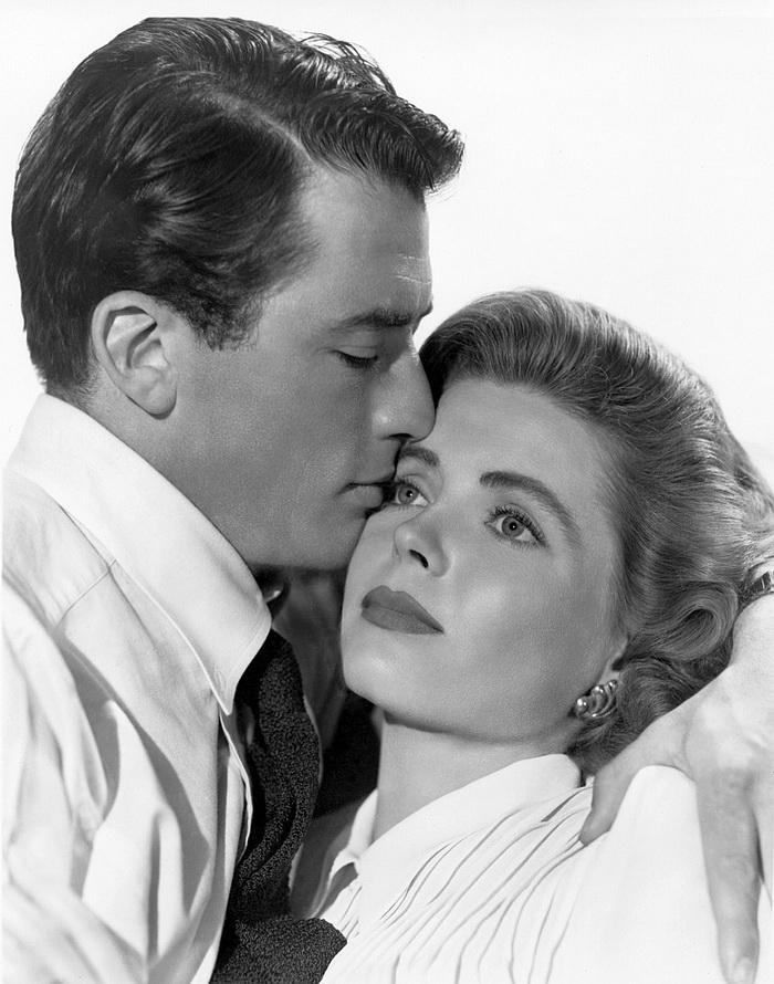 Gregory Peck and Dorothy McGuire,1948