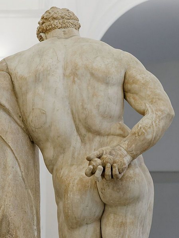 Butts of the Gods:Hercules