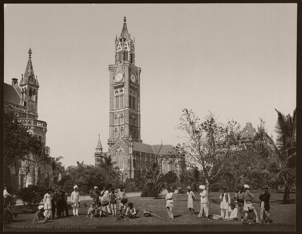 Bombay University, India, circa1900