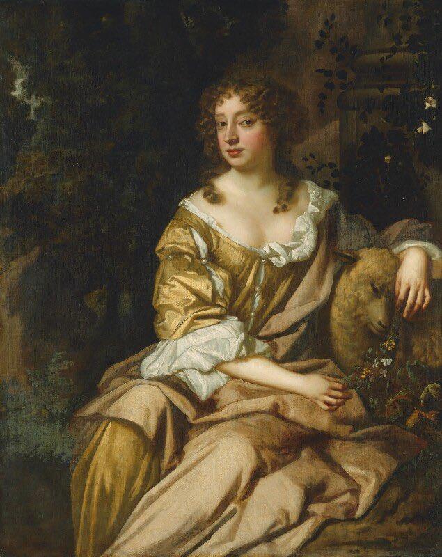 Nell Gwynn, King Charles II'slover