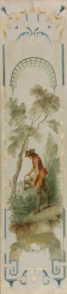 """The Gardener"" by Nicholas Lancet,1700s"