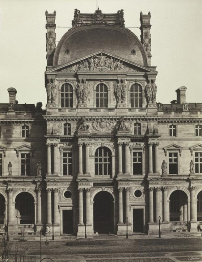 Louvre, Paris, 1850s