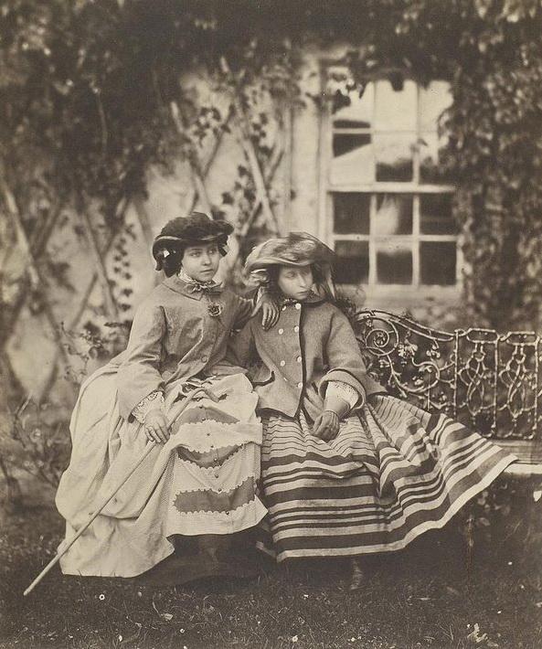 Princesses Victoria and Alice, UK,1800s