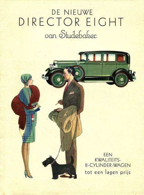 Studebaker, Netherlands, 1920s