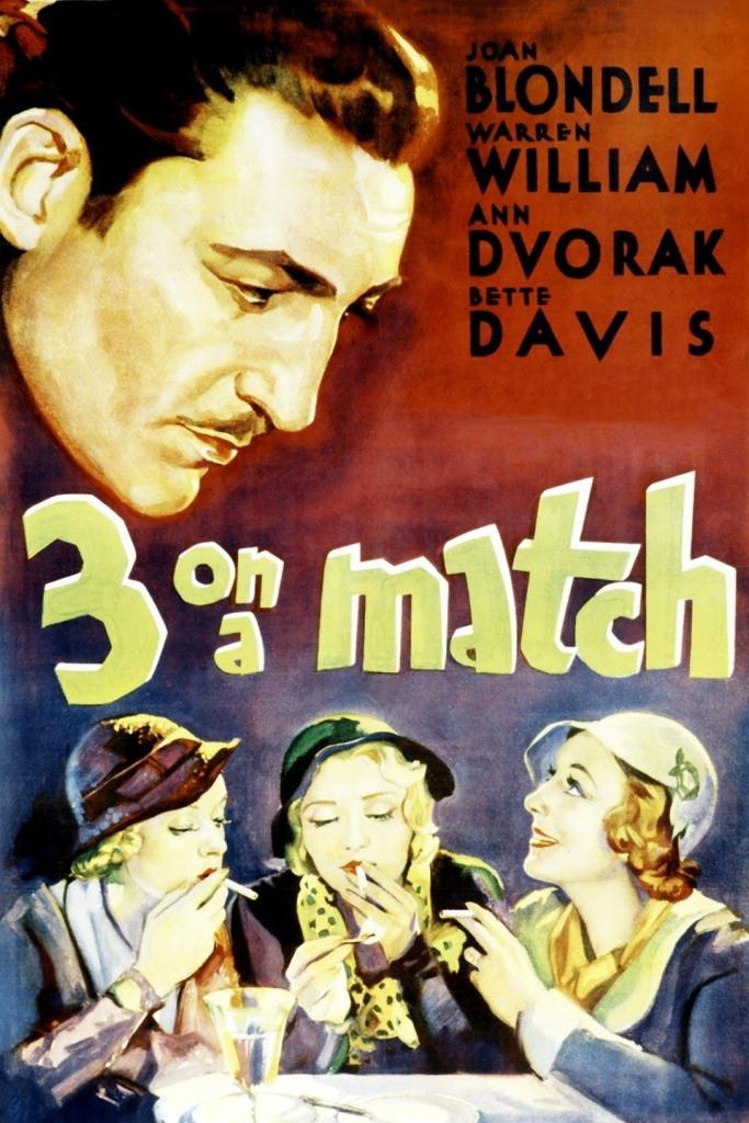 Three on a Match,1932