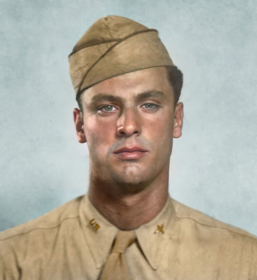 US Soldier, WWII