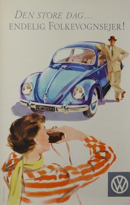 VW, 1950