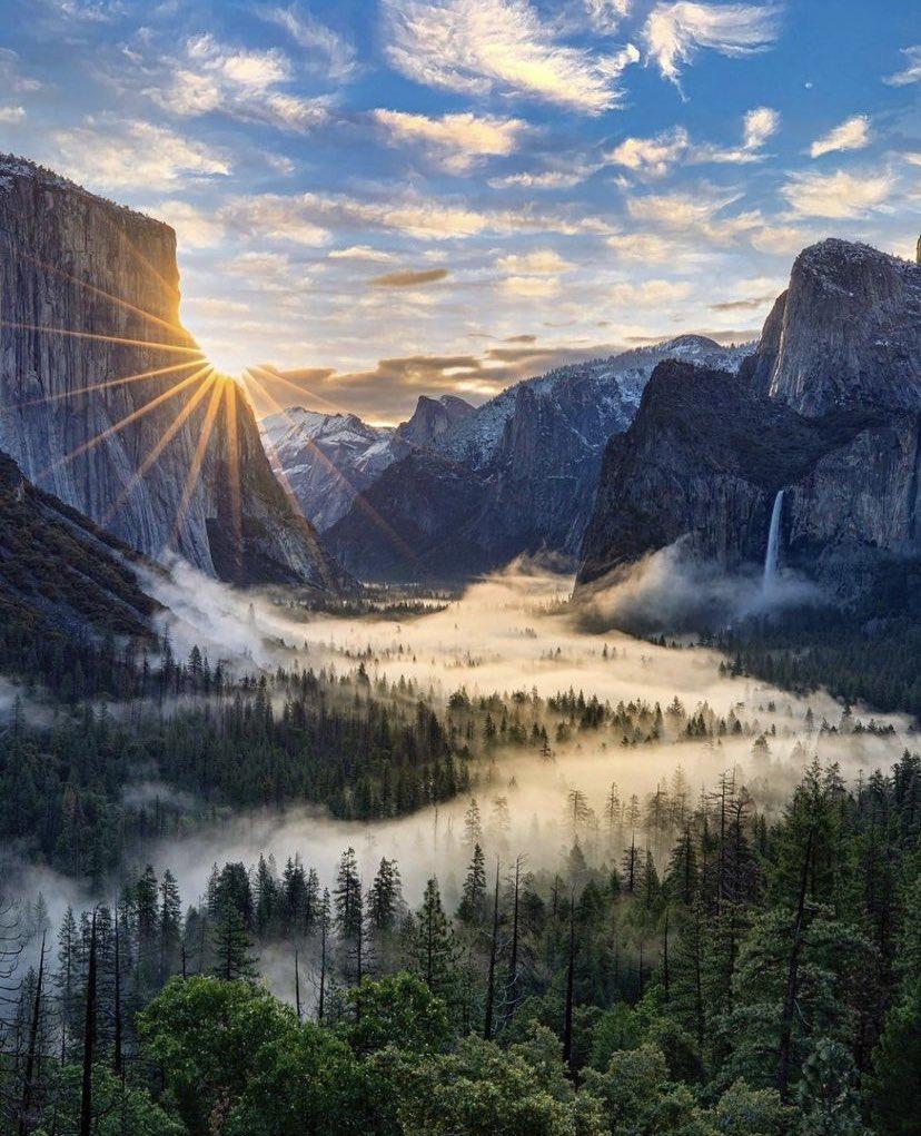 Yosemite National Park,California