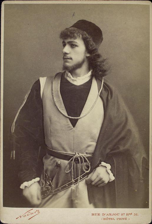 Acteur Francais, 1800s