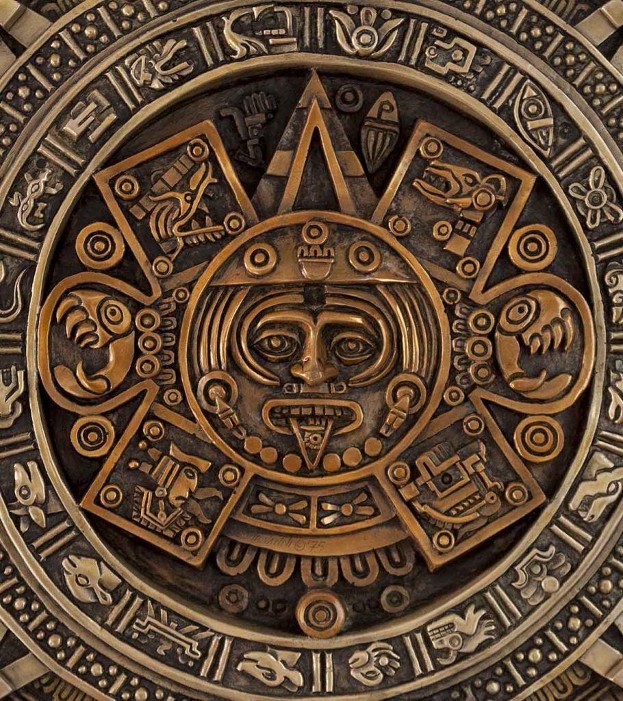 Aztec design, México