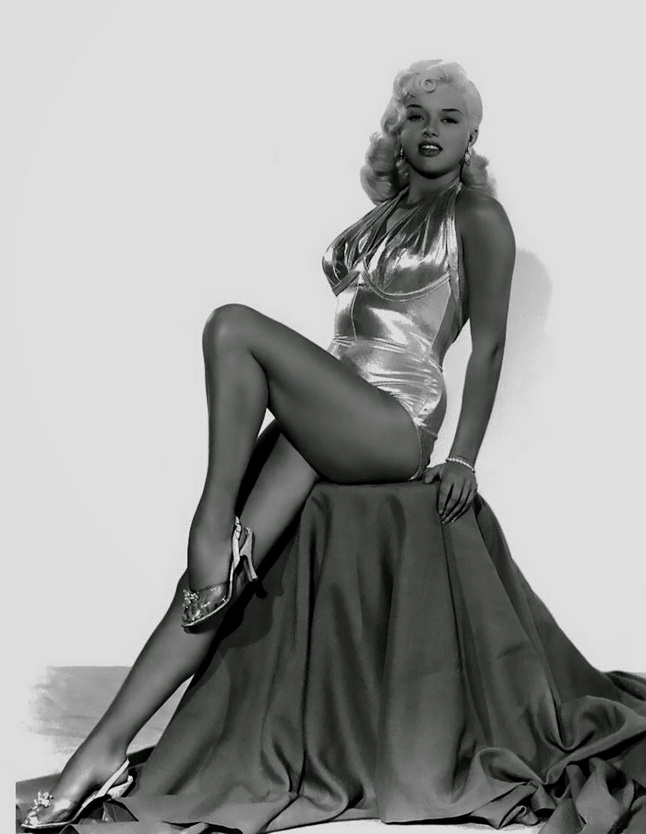 Diana Dors, 1950