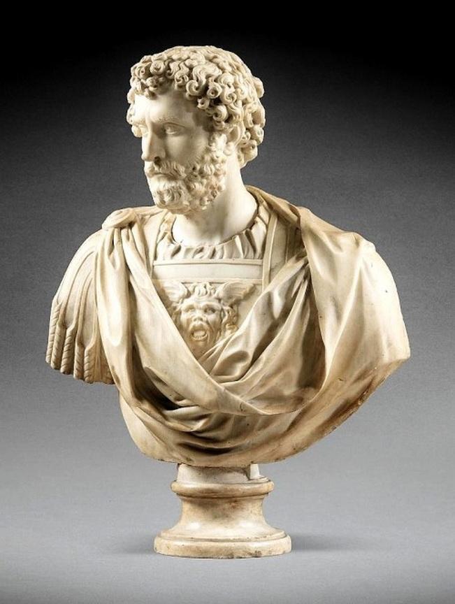 Roman Emperor SeptimiusSeverus