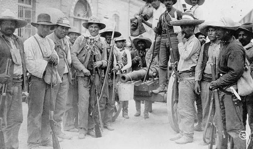 Mexican Revolution, 1911