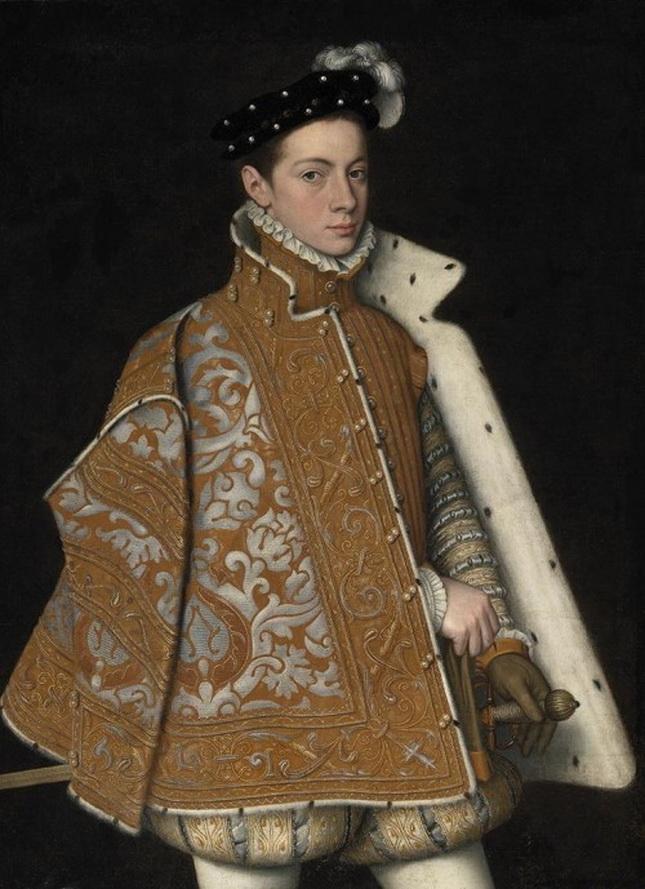 Portrait of Prince AlessandroFarnese