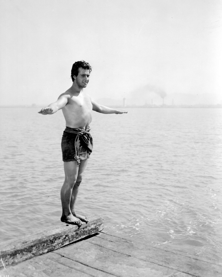Silent film star Ramon Novarro,1920s