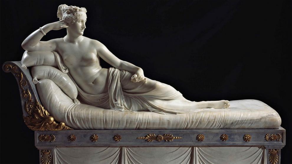 Statue at Villa Borghese,Rome