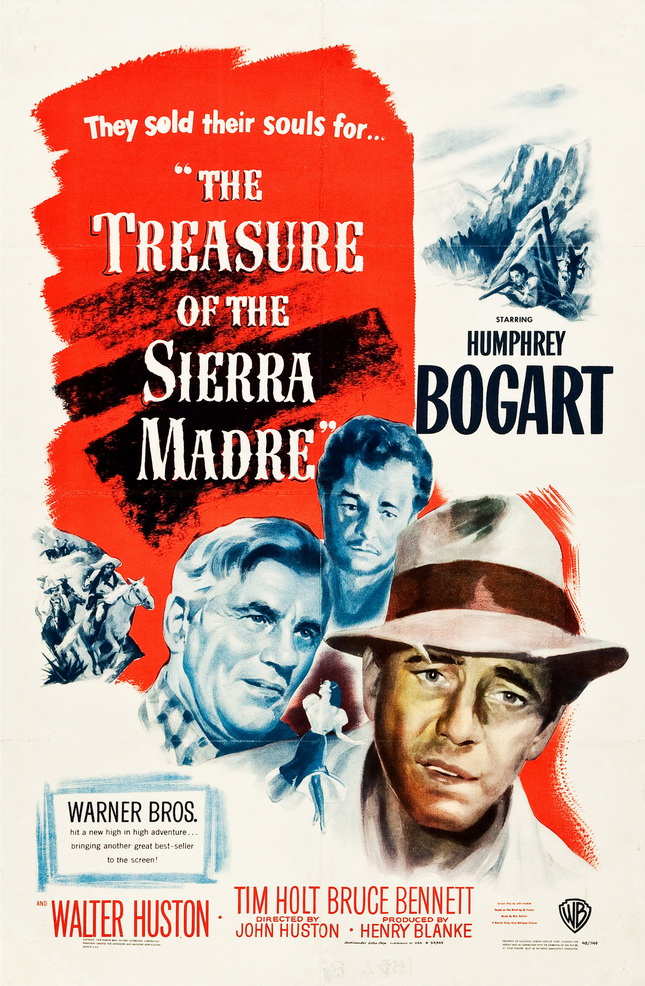 The Treasure of the Sierra Madre,1947