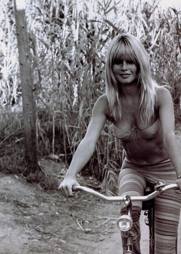 French Actress Brigitte Bardot,1962