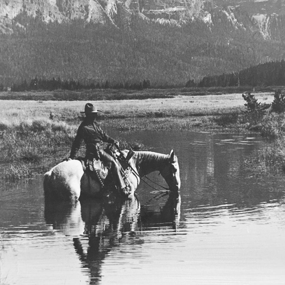 Cowboy, Wyoming