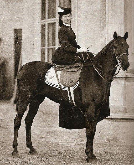 Empress Elisabeth of Austria,1863