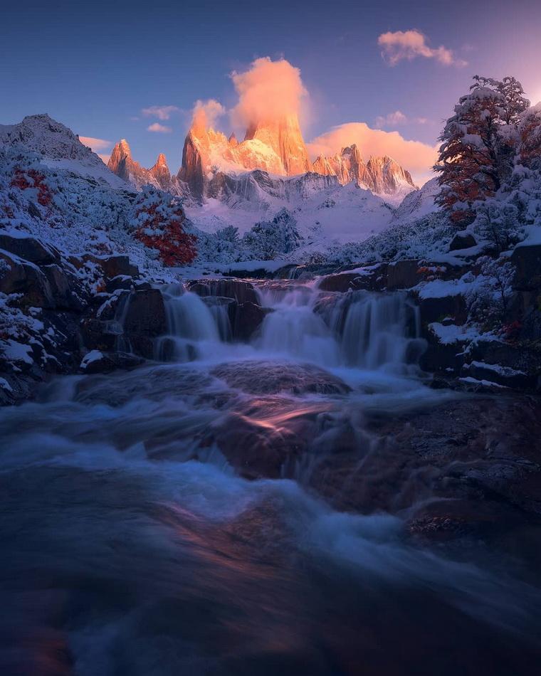 Patagonia, Chile/Argentina
