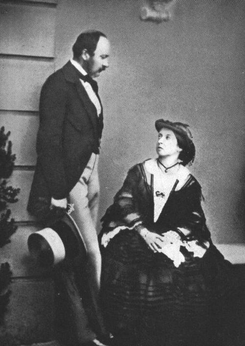 Prince Albert and Queen Victoria, UK,1800s