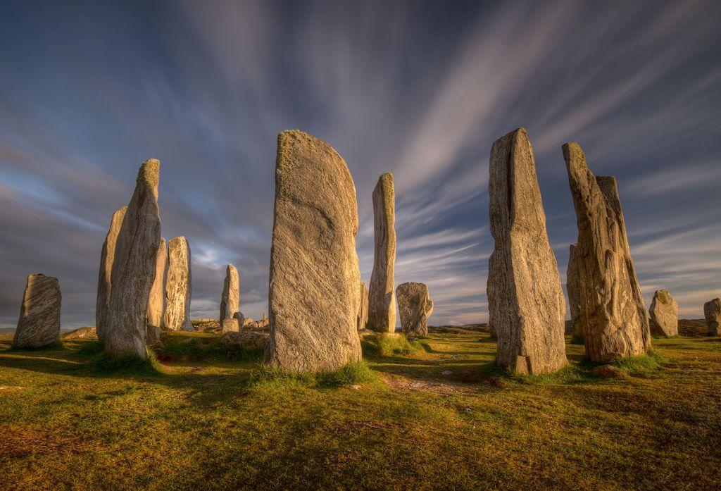 The Callanish Stones, The Isle of Lewis,Scotland